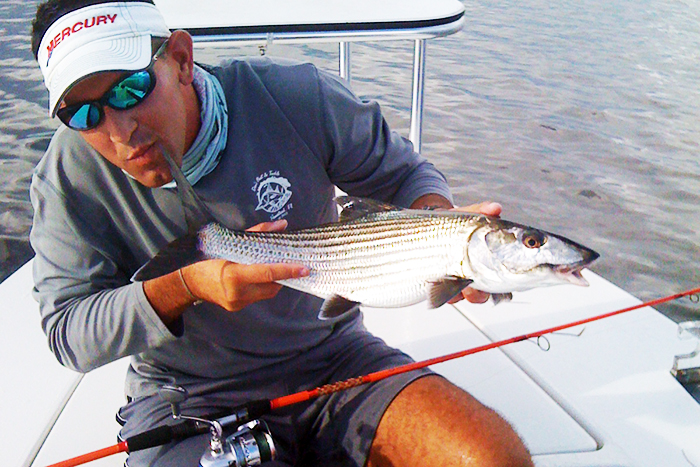 miami biscayne bay bonefish charter guide captain