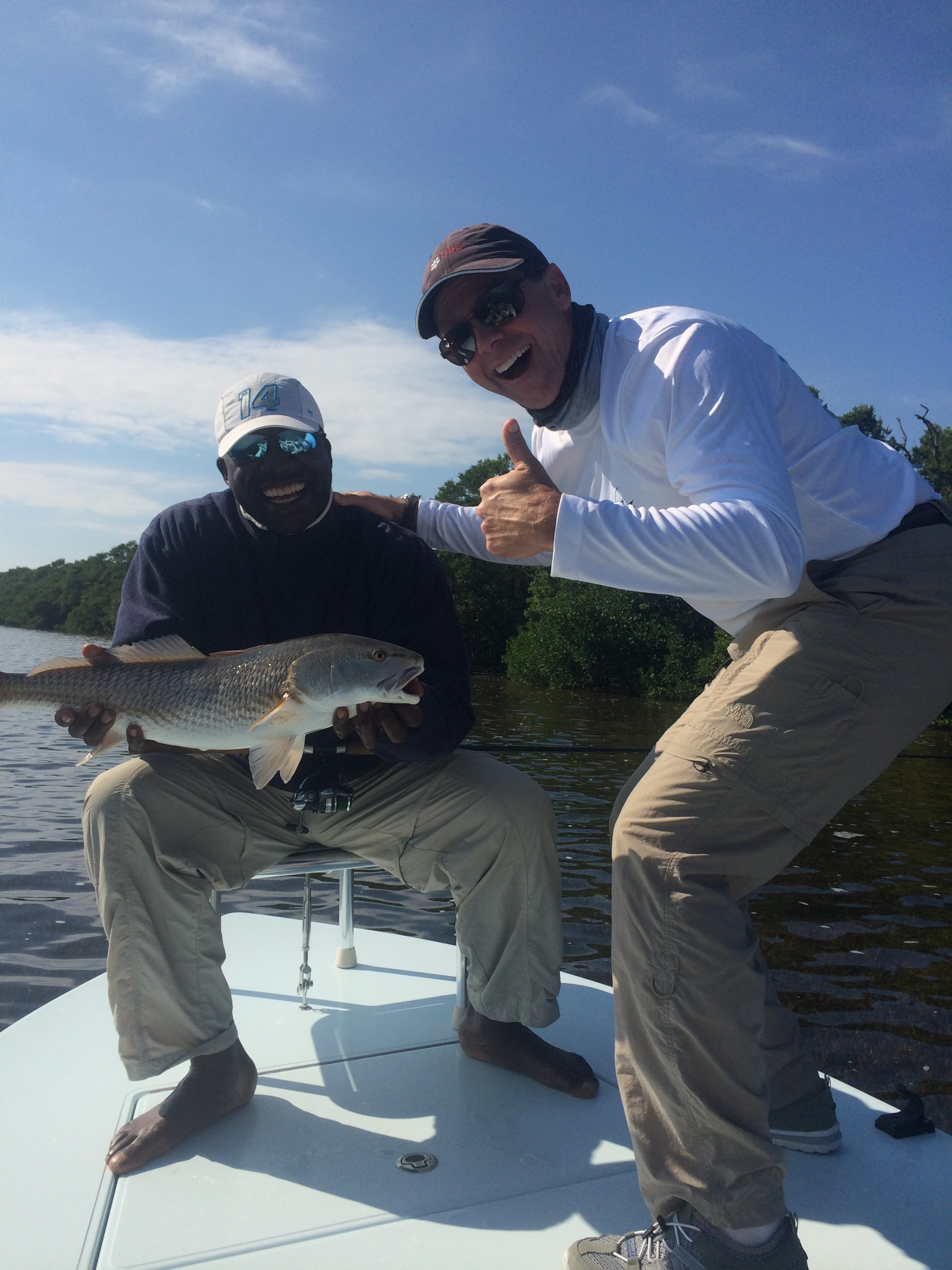 Everglades report miami fishing charters for Flamingo fishing report